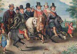 Cavalcade of the Princes of Nassau