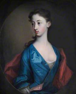 Miss Reynolds, Sister of the Bishop of Lincoln