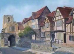West Gate – Warwick