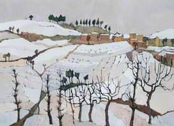 Snow: Near Urbino II