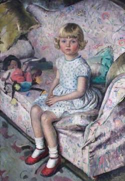 Jane Posing