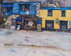 The Pilot's Boathouse, St Ives