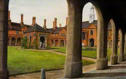 Bedworth Almshouses, Warwickshire