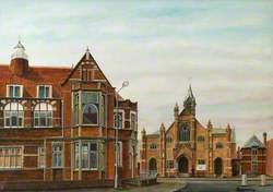 United Reform Church, Nuneaton, Warwickshire