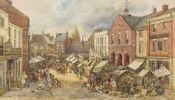 Nuneaton Market Place