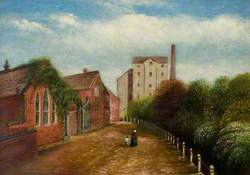 Mill Walk, Nuneaton, Warwickshire