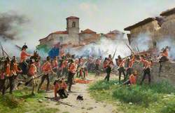 Battle of Vitoria, 21 June 1813