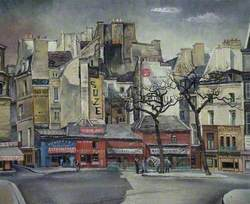 Street Scene, Paris, France