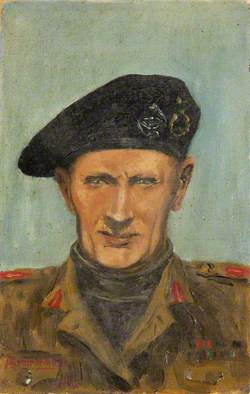 Field Marshal Bernard 'Monty' Montgomery (1887–1976)