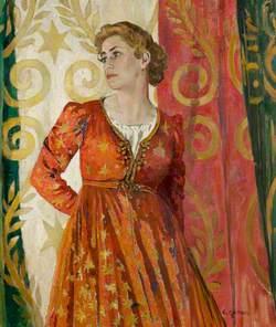 Peggy Ashcroft (1907–1991), as Juliet, London, 1935