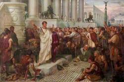 'Julius Caesar', Act III, Scene 2, Marc Antony's Oration