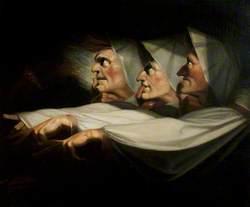 'Macbeth', Act I, Scene 3, the Weird Sisters