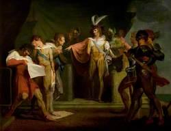 'Henry V', Act II, Scene 2, Henry V Discovering the Conspirators