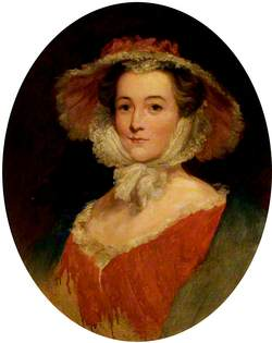 Mrs Stirling (1815–1895), as Peg Woffington