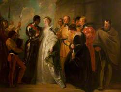 'Othello', Act II, Scene 1, the Return of Othello