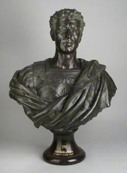 Lewis Waller (1860–1915), as Brutus