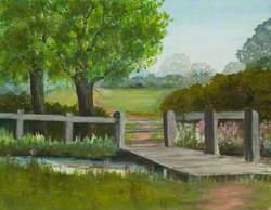 Washpits (now St John's Close), Purnell's Brook, Knowle, Warwickshire