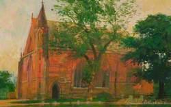 Church at Temple Balsall, Warwickshire