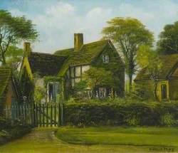 Old Cottage, Dicken's Heath, Warwickshire