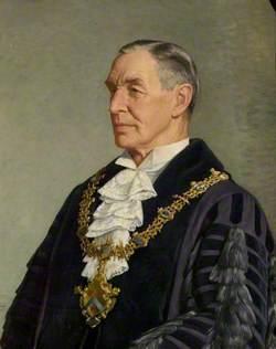 Alderman Sir Archibald Flower, Honorary Freeman and Seven Times Mayor