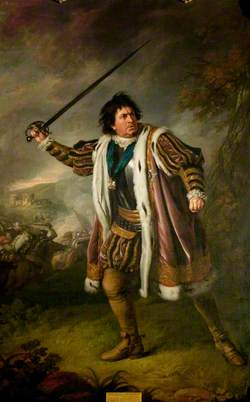 David Garrick (1717–1779), as Richard III
