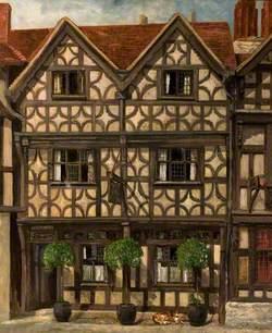 'The Garrick' Inn, Stratford-upon-Avon, Warwickshire