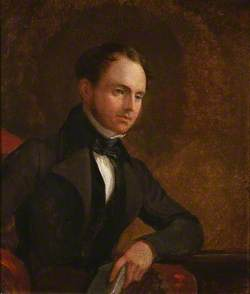 Study of Edward Bolton King (1800–1878), MP