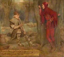 'As You Like It', Act III, Scene 2