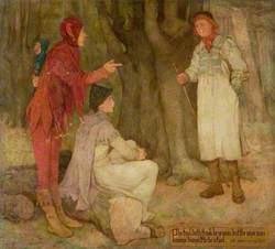 'As You Like It', Act V, Scene 1