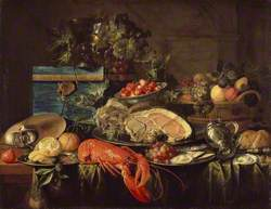 Still Life with Lobster