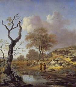 A Hilly Landscape