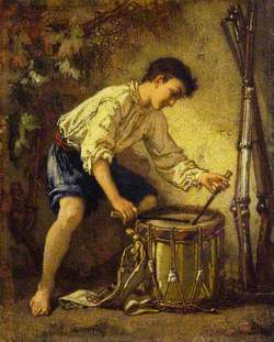 The Young Drummer