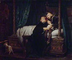 Edward V and the Duke of York in the Tower