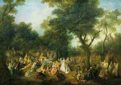 Fête in a Wood