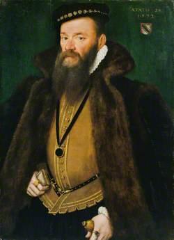 Portrait of a Gentleman of the Selwyn Family