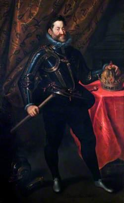 The Emperor Rudolph II (1552–1612)