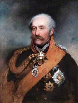 Field Marshal Prince von Blücher (1742–1819)