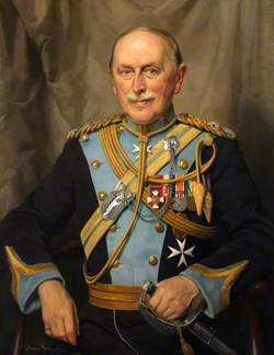 Major Sir Thomas Lumley-Smith