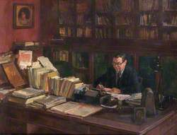 Sidney Hutchison, Secretary of the Royal Academy