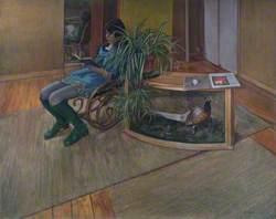 Ann in the Studio