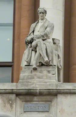 Isaac Newton (1642–1725)