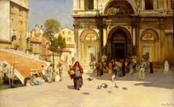 Il Campo SS Giovanni e Paolo, Venice