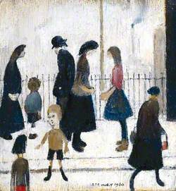 Figures in a Street