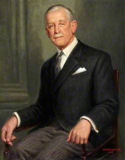 Major General Richard L. Bond (1890–1979), CB, CBE, DSO, MC, Hon. FRAM