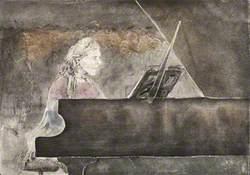 Yaltah Menuhin (1921–2001), Playing the Piano