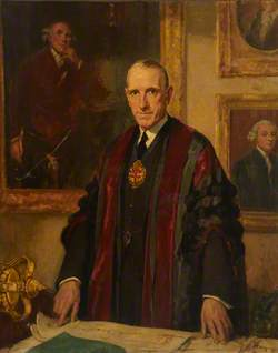 Alfred Edward (1880–1958), Lord Webb-Johnson of Stoke on Trent