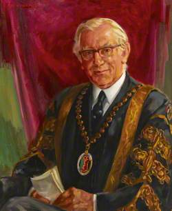 Sir John Arthur Stallworthy (1906–1993), President of the Royal Society of Medicine (1973–1975 & 1980–1982)