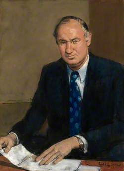 Director General Portrait – Charles Curran