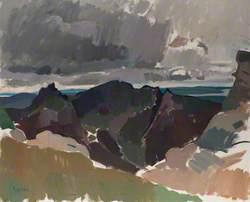Skye's Mountains