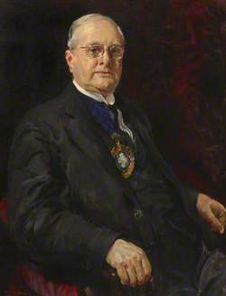 William Boulton Barker, Esq., OBE, FBOA (Hon.)